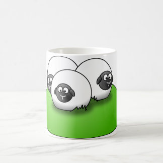 Three Little Sheep Mugs