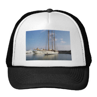 Three Masted Yacht Cap