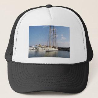 Three Masted Yacht Trucker Hat