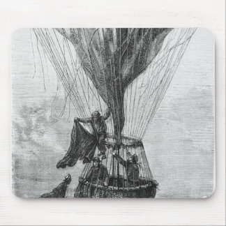 Three Men in a Gondola Mouse Mat