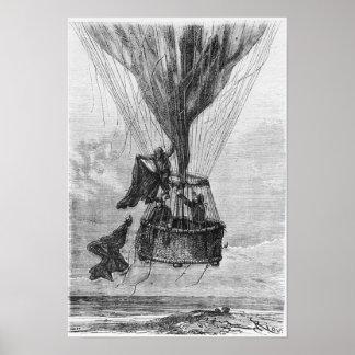 Three Men in a Gondola Poster