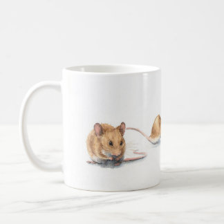Three Mice Coffee Mug