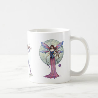 Three Moon Fairies Coffe Mug