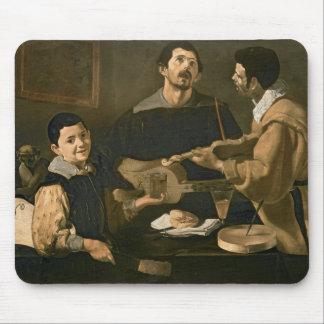 Three Musicians, 1618 Mouse Mat