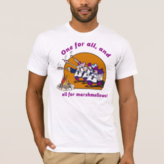 Three musketeers T-Shirt