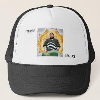 Three Ninjas Trucker Hat