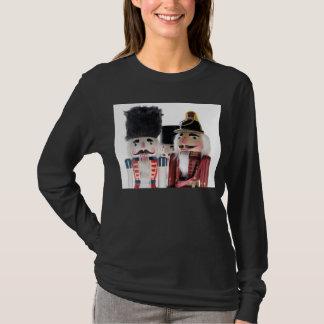 three nutcrackers Bella hoodie