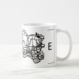 three O Basic White Mug