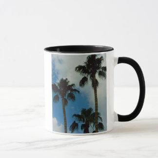 Three Palms Mug