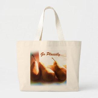 Three Pears DESIDERATA Tote Bag