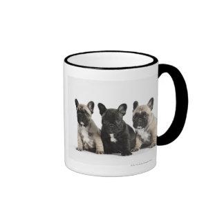 Three Pedigree Puppies Mug
