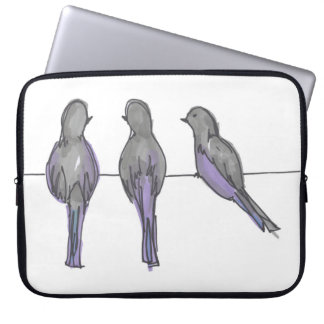 Three Pigeon Pals Sleeve