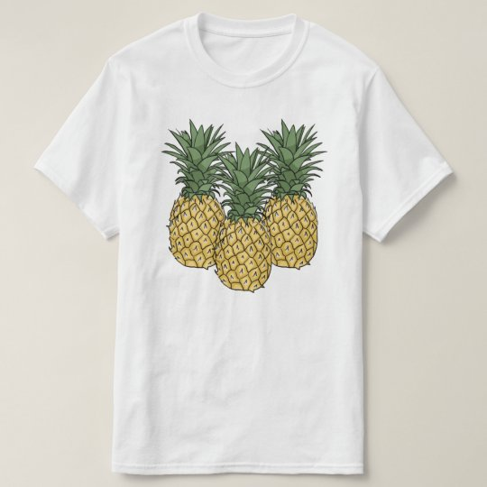 Three Pineapples T-Shirt