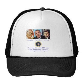 three presidents cap