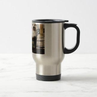 Three Pups-in-a-Tub Coffee Mugs