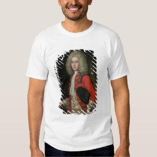 Three-Quarter Length Portrait of a Gentleman Weari Shirt