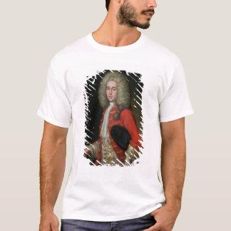 Three-Quarter Length Portrait of a Gentleman Weari T-Shirt