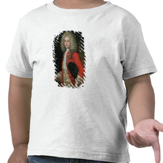 Three-Quarter Length Portrait of a Gentleman Weari T-shirts