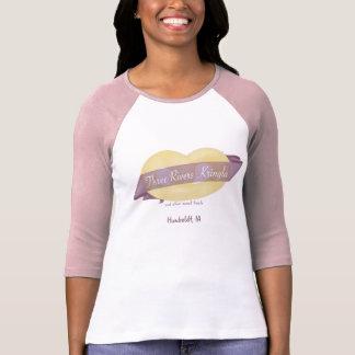 Three Rivers Kringla Women's 3/4 Sleeve T-shirt