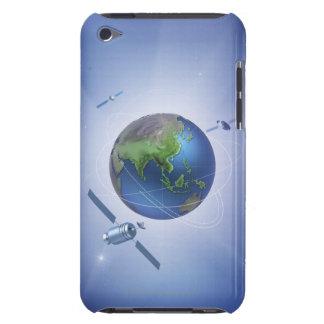 Three Satellites Case-Mate iPod Touch Case
