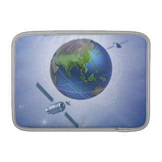 Three Satellites Sleeve For MacBook Air