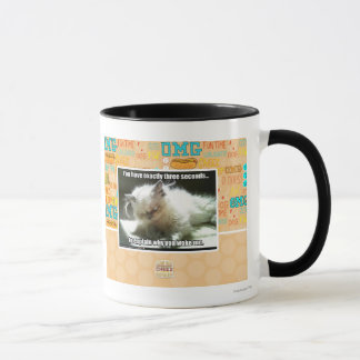 Three seconds mug