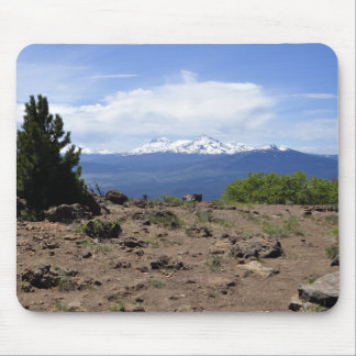 Three Sisters from Black Butte Mouse Mat