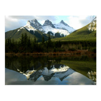 THREE SISTERS MOUNTAIN POSTCARD