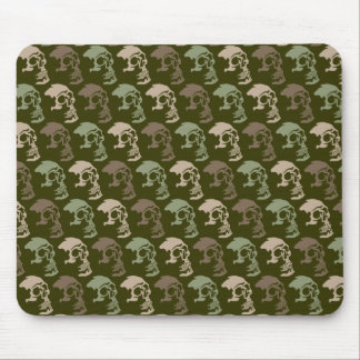 Three Skulls Go Commando Mouse Pad