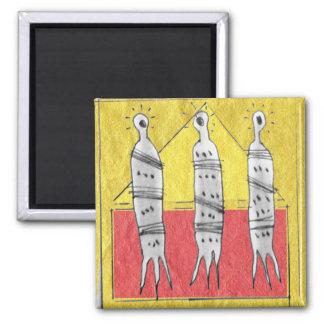 three souls magnets