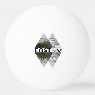 Three Star Ping Pong Ball, White EAST COAST