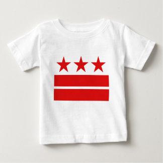 Three Stars 2 Bars Baby T-Shirt