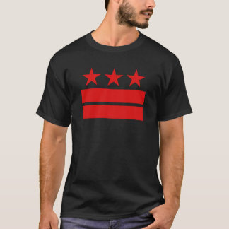 Three Stars 2 Bars T-Shirt
