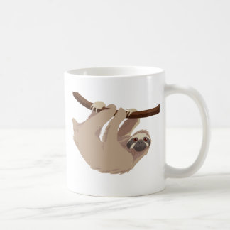 Three Toed Sloth Coffee Mug