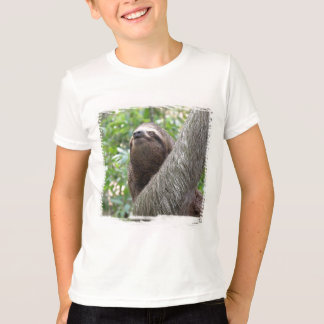 Three Toed Sloth Youth T-Shirt