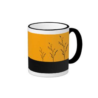 Three Trees Ringer Coffee Mug