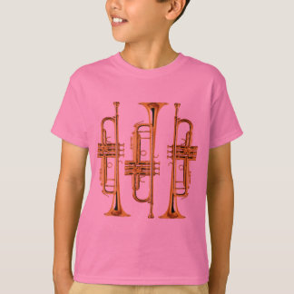 Three Trumpets T-Shirt
