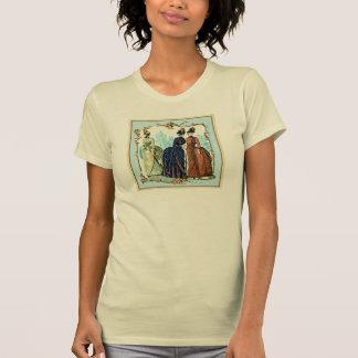 Three Victorian Ladies T-Shirt