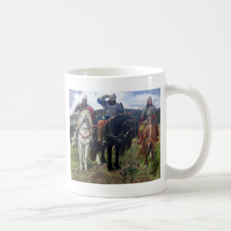 Three Viking Scouts Coffee Mug