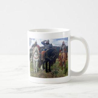 Three Viking Scouts Coffee Mug