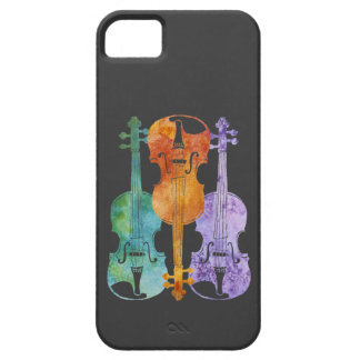 Three Violins Barely There iPhone 5 Case