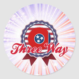 Three Way, TN Stickers