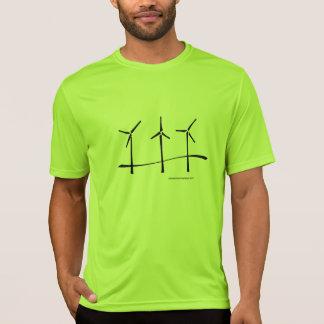 Three Wind Generators T-shirts