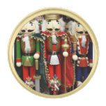 Three Wise Crackers - Nutcracker Soldiers Pin