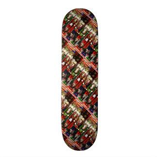 Three Wise Crackers Skate Decks