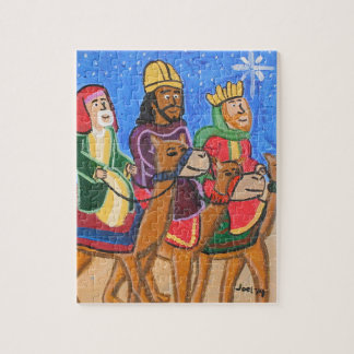 Three Wise Men by Joel Anderson Puzzle