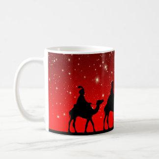 Three Wise Men Christmas Mug