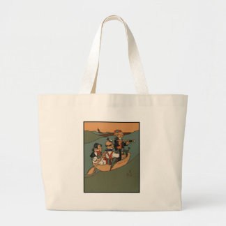 Three Wise Men from Gotham Canvas Bags
