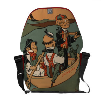 Three Wise Men from Gotham Commuter Bag