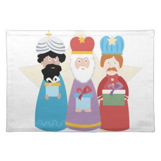 Three Wise Men Place Mat